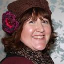 Emmas crocheted hat